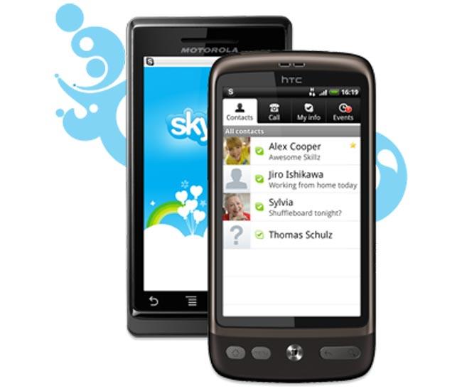 Skype 4.2 Русская Версия Для Андроид - …